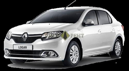 долгосрочная аренда Renault Logan 2017