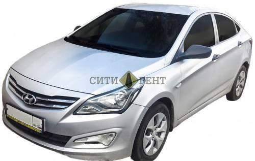 долгосрочная аренда Hyundai Solaris 2015